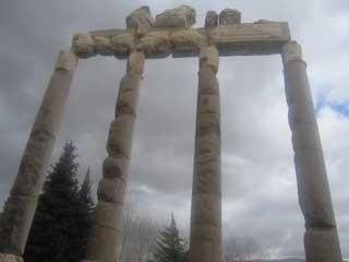 کاخ نرون در شهر بعلبک
