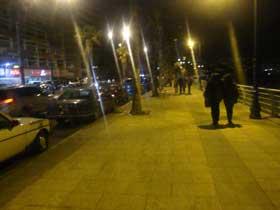 خیابان های بیروت محله روشه