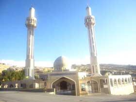 بارگاه قبر سید عباس موسوی