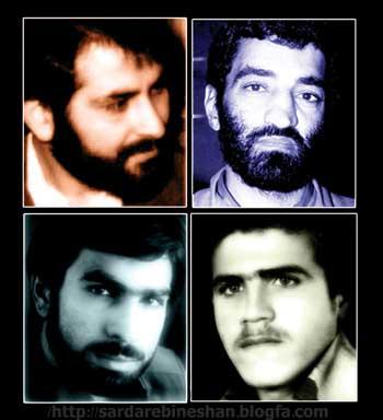 چهار دیپلمات ایرانی، حاج احمد متوسلیان